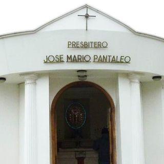 El Padre Mario Pantaleo