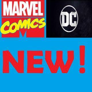 New Comic Series 2021!