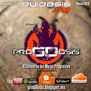 proGDosis 127 - 30mar2019 - Gnosys