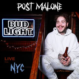 Post Malone - Bud Light Dive Bar Tour | Live from New York | Full Show | Full Concert
