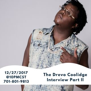 The Drevo Coolidge Interview II.