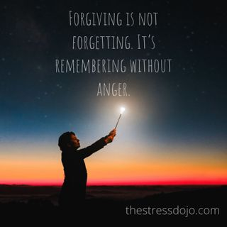 Forgiving is for you