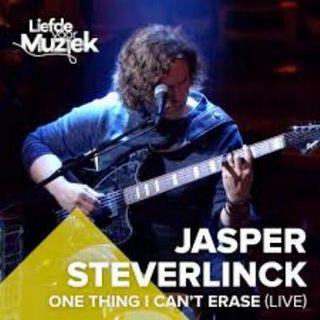 Jasper Steverlinck - One Thing I Can't Erase