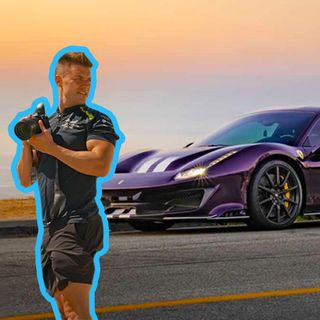 Alphasnap and the Art of Car Photography