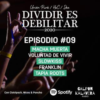 Dividir es Debilitar #09