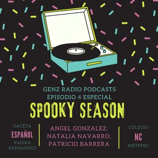 Podcast 4: Especial Spooky Season