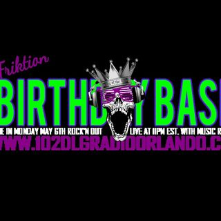 DjFriktion Birthday Bash 2019