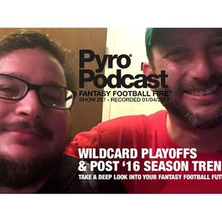 Week 18 Fantasy Football Matchups - Pyro Podcast - Show 257