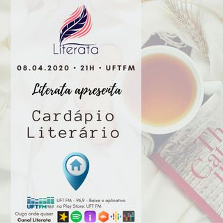 #050 - Recolhimento Literário - Cardápio Literário