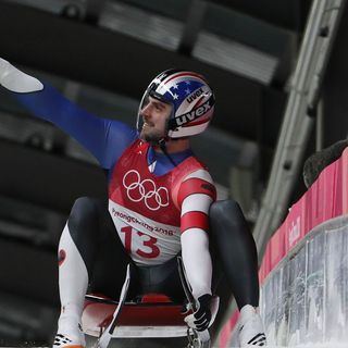 The Olympic Show: Guest USA Luge team member Chris Mazdzar