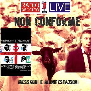 SDM Non Conforme _ Speciale_ Messaggi & Manifestazioni