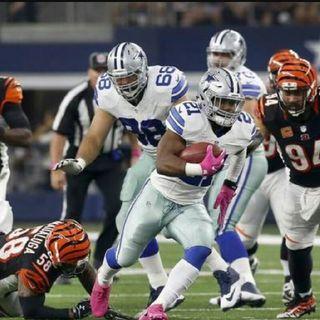 Cowboys Vs Bengals Recap Ep.10