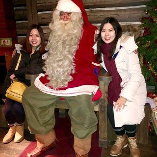 #5 Santa Claus meeting in Santa Claus Village