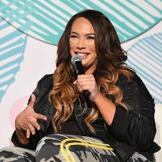 It's Mike Jones: WWE Superstar Nia Jax