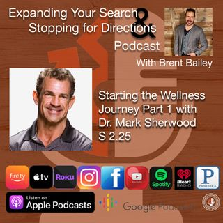 Expanding Your Wellness Journey Part 1 with Dr. Mark Sherwood S 2.25