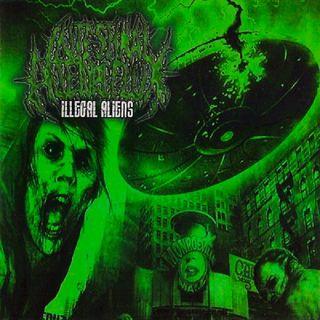 Intestinal Alien Reflux ~ Human Excrement