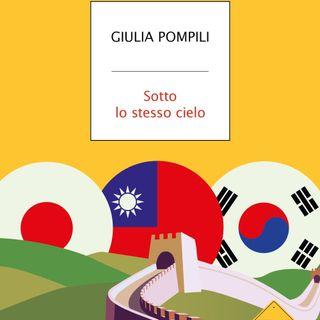 """Giulia Pompili """"Sotto lo stesso cielo"""""""