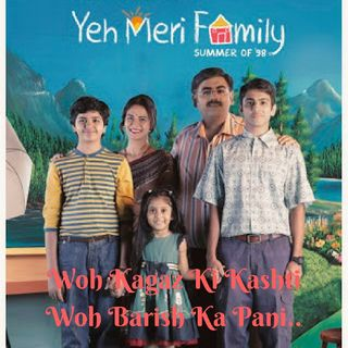 Yeh Meri Family Review - The Nostalgia Of Summer Of 69, In Summer Of 98
