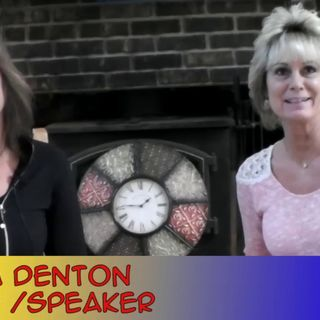 On The Other Side with Author & Spiritualist Pam Denton interview on the Hangin With Web Show