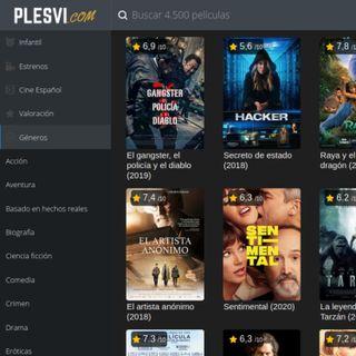 #140 Viendo las más de 4.000 películas de Plesvi.com en un Fire TV