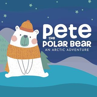 Pete the Polar Bear and His Arctic Adventure