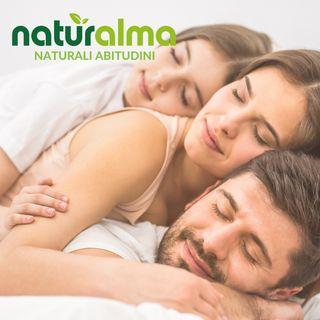 Naturalma - ROUTINE - Migliorare il sonno e il riposo notturno