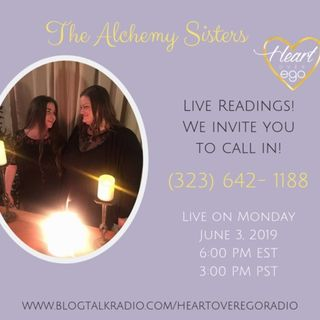 The Alchemy Sisters, New Moon, Current Energy, Readings with Jennie & Mandee