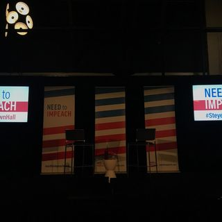 Need to Impeach Town Hall w/ Tom Streyer
