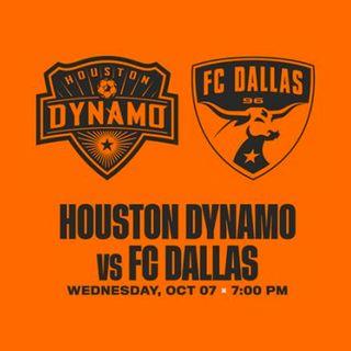 Houston Dynamo vs FC Dallas | 10.07.2020