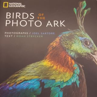 Noah Strycker: Birds of the Photo Ark