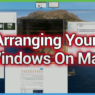 HOM 27: Organizing Windows (Magnet Tiles & Workspaces) - Organizing Windows (Magnet Tiles and Workspaces)
