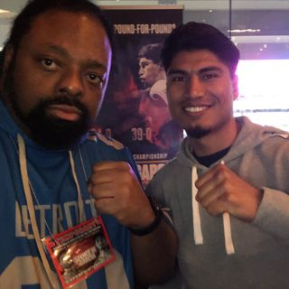 Mikey Garcia Talks Big Fight Weekend Against Errol Spence Jr.