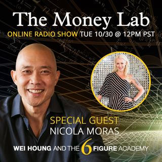 "Episode #86 - The ""Work Hard To Get Rewarded"" Money Story with guest Nicola Moras"