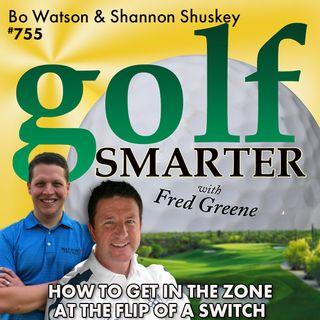 How to Get IN THE ZONE at the Flip of a Switch with Bo Watson and Shannon Shuskey