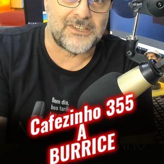 Cafezinho 355 – A burrice
