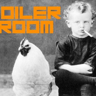 Boiler Room EP #68 - 4 Non-Binary Blondes & Social Justice Triggly Convulsions