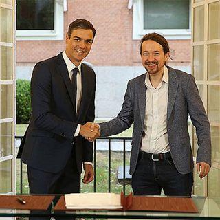#LaCafeteraimPACTARAN -. Sánchez tiene que ofrecer una vicepresidencia a Podemos. Escucha y participa en el programa usando el HT.