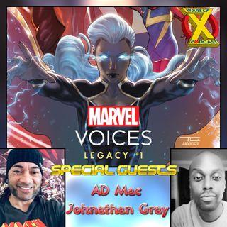Episode 52 - Marvel Voices Legacy #1