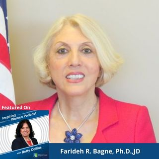 Developing Resilience:  How to Bounce Back from Challenges and Changes – An Interview with Dr. Farideh Bagne, Magnolia By The Lakes