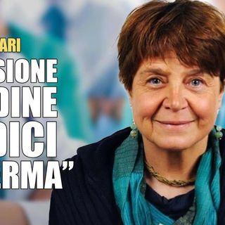 Silvana De Mari Mi hanno sospeso dallordine per intimidire tutti i medici scomodi