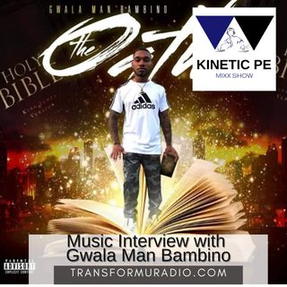 From Prison to Discovering Success with Music | Rapper Gwala Man Bambino