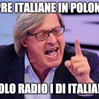 RADIO I DI ITALIA DEL 26/11/2019