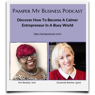 Discover How To Become A Calmer Entrepreneur In A Busy World