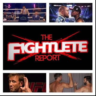 Fightlete Podcast August 18th 2017