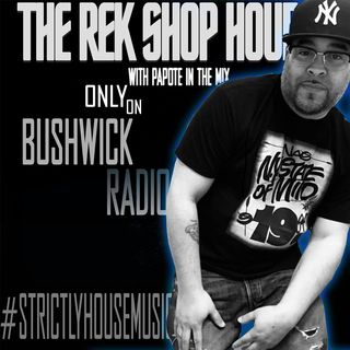 The Rek Shop Hour w. Papote 2.2.21#strictlyhousemusic