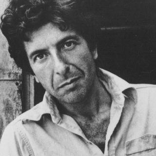 'Rockhistorier': Den unge Leonard Cohen 1967-1984