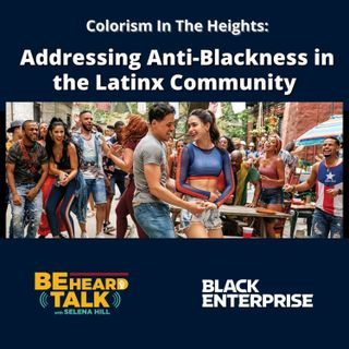 Colorism In The Heights  Addressing Anti - Blackness In The Latinx Community 01