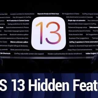 iOS 13 Hidden Features | TWiT Bits