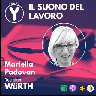 """""""Il Suono del Lavoro"""" con Mariella Padovan WüRTH"""