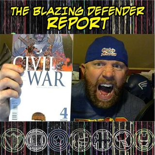 Blazing Defender Report - E16 Finally…BDR Comes to BlogTalk!!